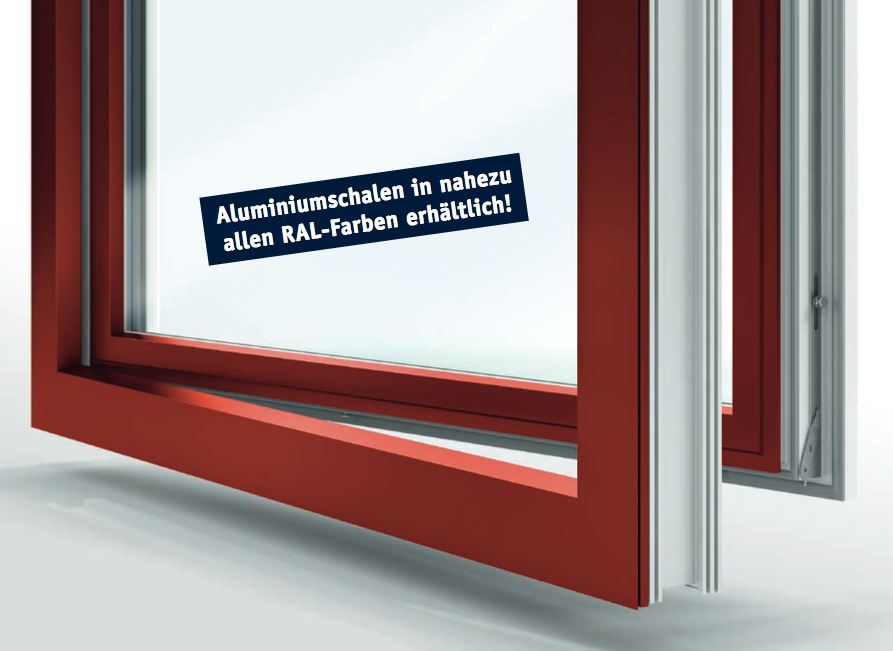 Ordentlich Kunststoff-Alu-Fenster – Der Fensterfachmann in Berlin PW44